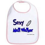 Sexy Mall Walker Bib