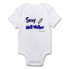 Sexy Mall Walker Infant Creeper