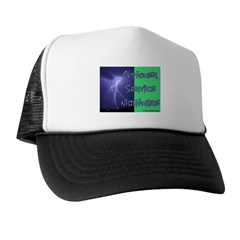 Customer Service Nightmare Trucker Hat