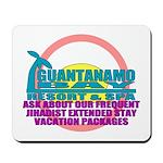 Guantanamo Bay Mousepad