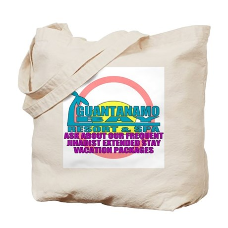 Guantanamo Bay Tote Bag