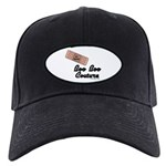 Boo Boo Couture Black Cap