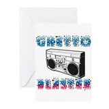 GHETTO BLASTER Greeting Cards (Pk of 10)
