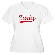 Vintage Zaria (Red) T-Shirt