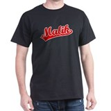 Retro Malik (Red) T-Shirt
