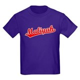 Retro Maliyah (Red) T