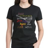 Jazz Brushes Tee