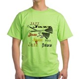 Jazz Brushes T-Shirt
