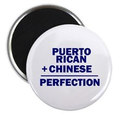 Puerto Rican + Chinese Magnet