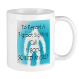 Bigfoot Sighting Mug