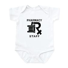 Parmacy Staff Infant Bodysuit