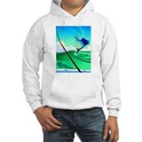Sailfish drawing Hoodie