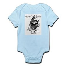 Mommy's little goblin Infant Creeper