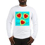 Firefly Hearts Long Sleeve T-Shirt
