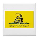 Gadsden Flag Coaster