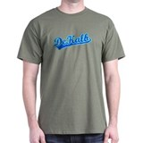 Retro DeKalb (Blue) T-Shirt