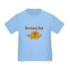 Birthday Boy 3 Dinosaur T