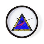 Team NASA Everest Wall Clock
