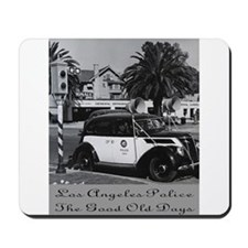 Good Old Days L.A. Mousepad