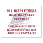National Dispatchers Week Small Poster