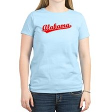 Retro Alabama (Red) T-Shirt