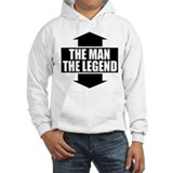 The Man The Legend Jumper Hoody