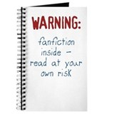 Warning: Fanfiction Inside Journal