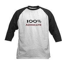 100 Percent Advocate Tee