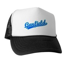 Retro Garfield (Blue) Trucker Hat