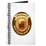 Brew Yer Own Damn Beer! Journal