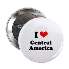 "I love Central America 2.25"" Button"