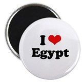 "I love Egypt 2.25"" Magnet (10 pack)"