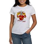 Balboa Family Crest Women's T-Shirt