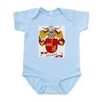 Balboa Family Crest Infant Creeper