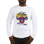 Baquero Family Crest Long Sleeve T-Shirt