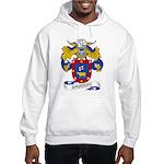Baquero Family Crest Hooded Sweatshirt