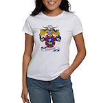Baquero Family Crest Women's T-Shirt