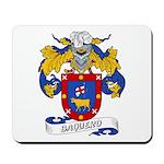 Baquero Family Crest Mousepad