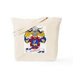Baquero Family Crest Tote Bag