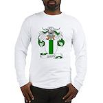 Baro Family Crest Long Sleeve T-Shirt