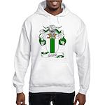 Baro Family Crest Hooded Sweatshirt