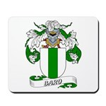 Baro Family Crest Mousepad