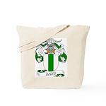 Baro Family Crest Tote Bag