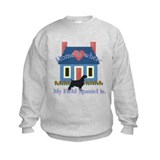 Field Spaniel Home Is Sweatshirt