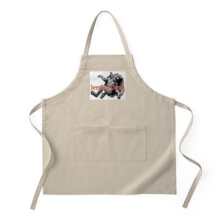 JERSEY DEVIL BBQ Apron