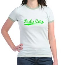 Vintage Daly City (Green) T
