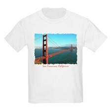 Golden Gate Bridge - Kids T-Shirt