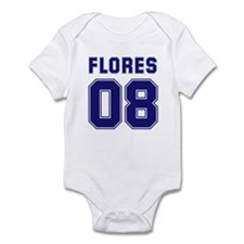 Flores 08 Infant Bodysuit