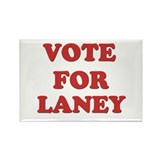 Vote for LANEY Rectangle Magnet
