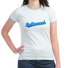 Retro Hollywood (Blue) T